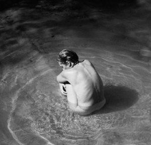 Le Cri de la Nuit - Muriel foto: Laura Tedeschi body painting: Veronica Ramses art direction: Elena Friso