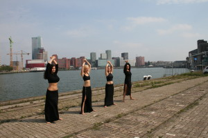 picture of the dancers of Noresign - pop-opera