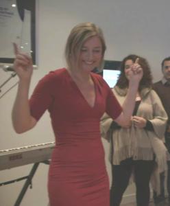 Muriel Teambuilding zingen Singing-queen
