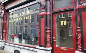 MURIEL bij Utrechts Kleinkunst festival Schillertheater Place Royale
