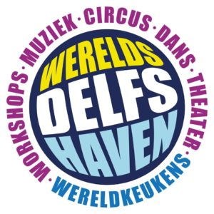 Muriel bij Werelds Delfshaven Festival