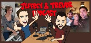 MURIEL bij Jeffrey en Trevor Podcast show