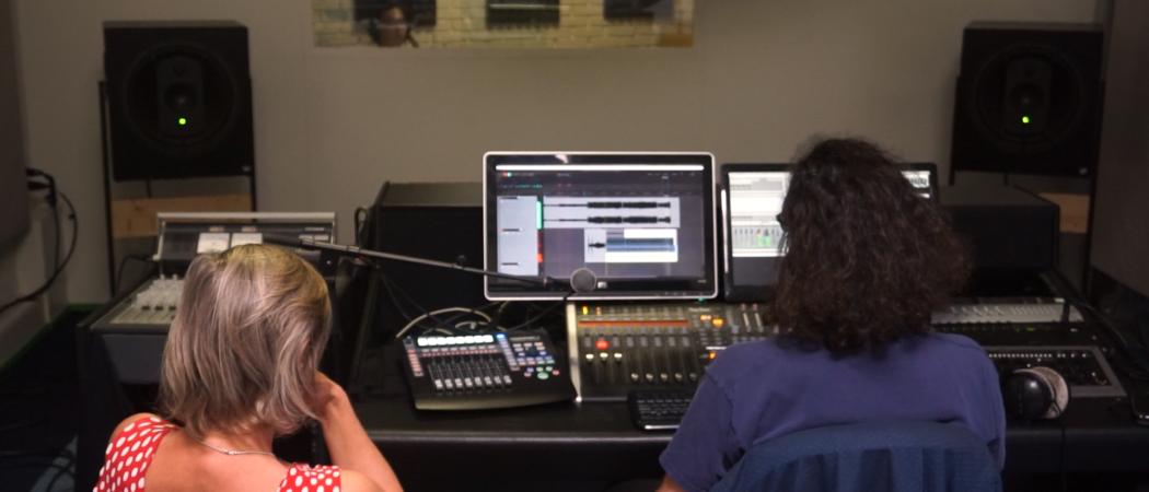 Behind the scenes: studio TSPWave