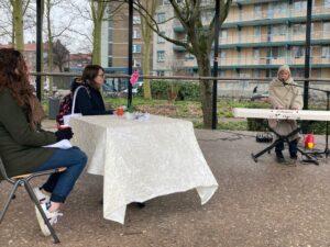 Kracht van kwetsbaarheid verhalenwandeling BoTu Muriel Kloek