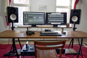 Music In Motions Studio Delfshaven Gut feeling